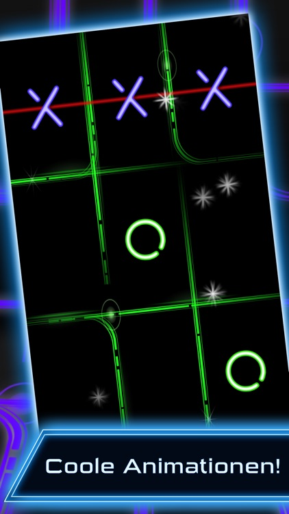 Tic Tac Toe - Glow screenshot-4