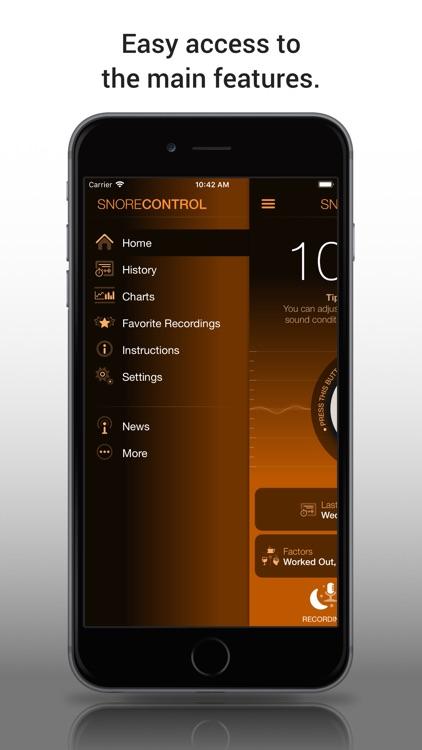 Snore Control Pro