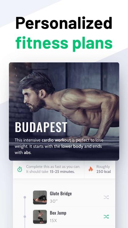 30 Day Fitness Challenge ∘ screenshot-5
