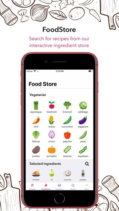 Food Book RecipesScreenshot of 8