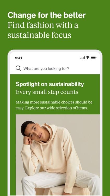 Zalando – Online fashion screenshot-3