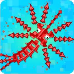Pixel Sword Fish io