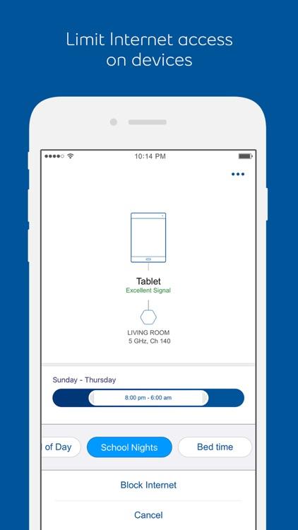 Bell Wi-Fi screenshot-3