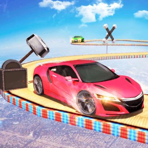 Crazy Car Stunts Racing Game