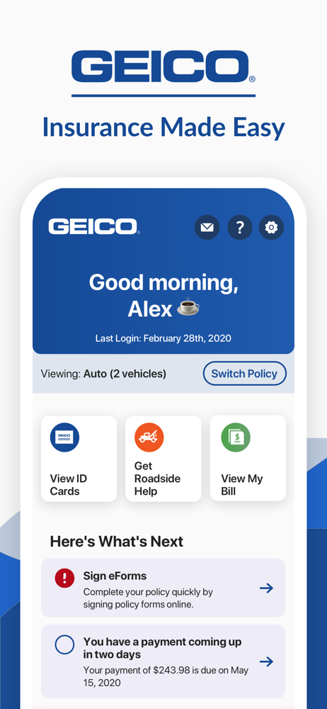 Geico Mobile Car Insurance Revenue Download Estimates