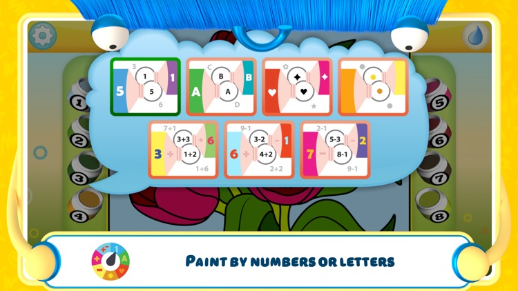 Color by Numbers - Flowers screenshot-6