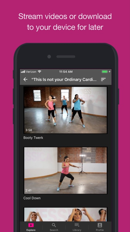 Dance Fitness with Jessica screenshot-3