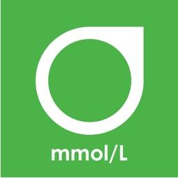 Dexcom G6 mmol/L DXCM6