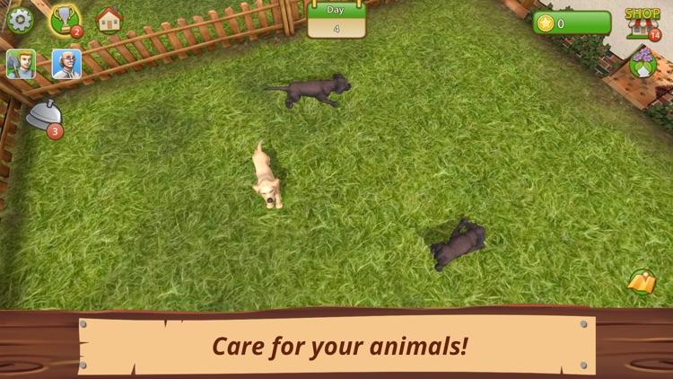 Pet World - My Animal Shelter screenshot-0