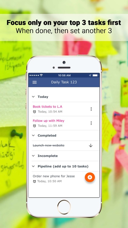 Daily Task Planner: To Do List