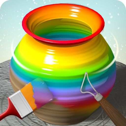 Pottery.ly 3D– Ceramic Maker iOS App