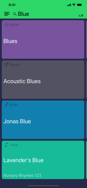 ‎Tunedeck for Spotify Screenshot