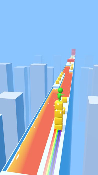 Cube Surfer! screenshot 3
