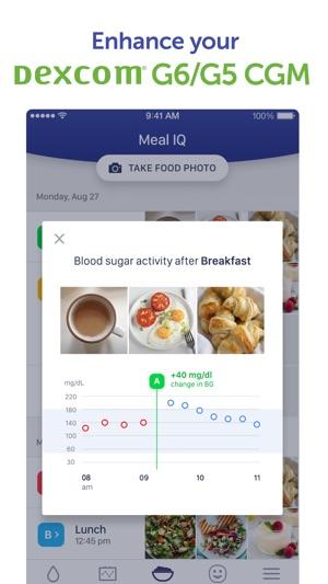 glucose buddy diabetes tracker on the app store