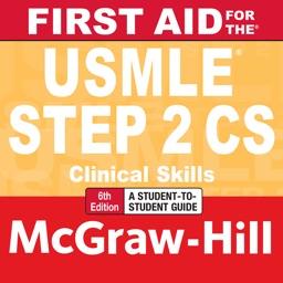 First Aid USMLE Step 2 CS, 6/E