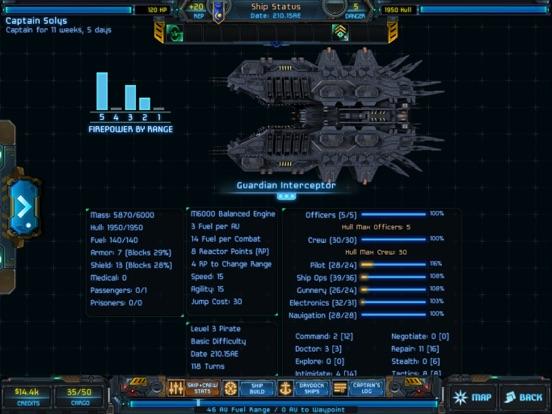 Star Traders: Frontiers screenshot 12