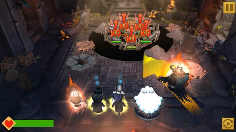 Angry Birds Evolution screenshot-5