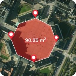 GPS Distance & Area Calculator