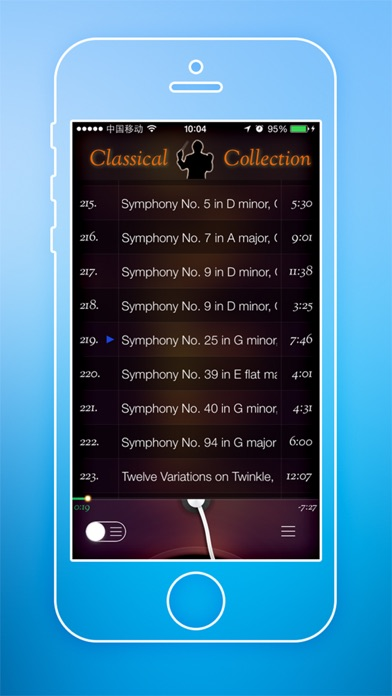 Classical Music Collections Screenshots