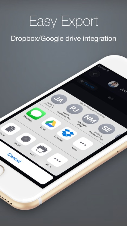 PhoneNotes Call Recorder screenshot-3