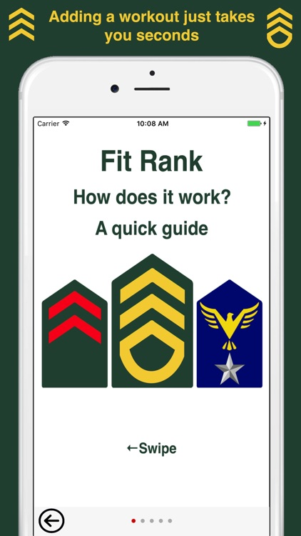 Fit Rank, promote your health screenshot-3