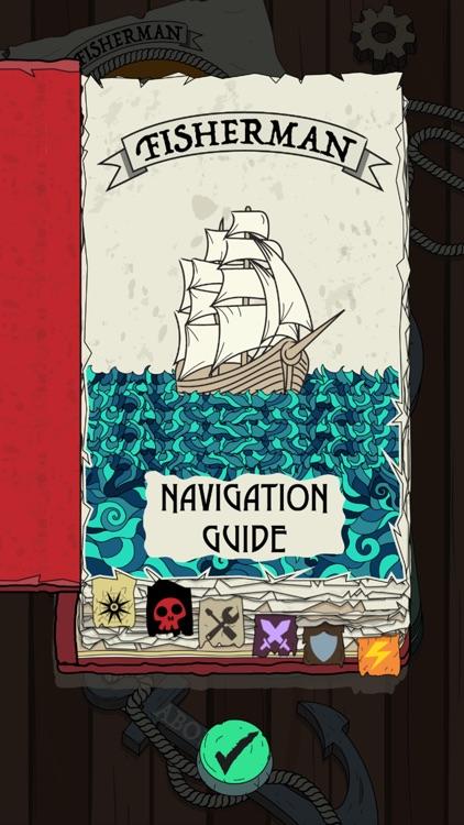 Fisherman Cards Game screenshot-4