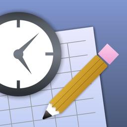 Timesheet Work & Hours Tracker