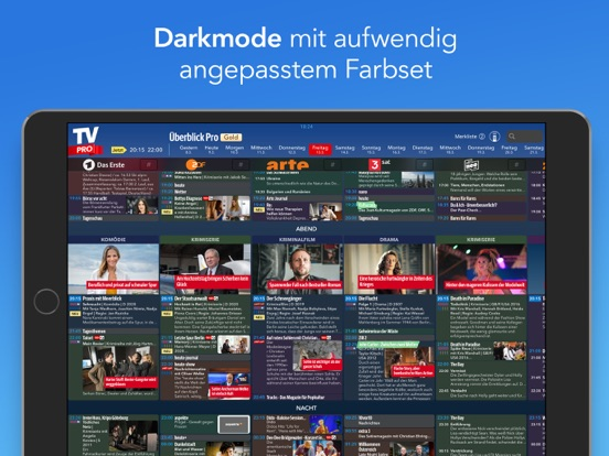 Screenshot #5 pour TV Programm TV Pro