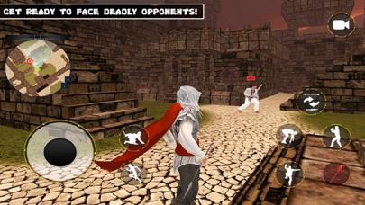Fighting Heirloom sword screenshot two