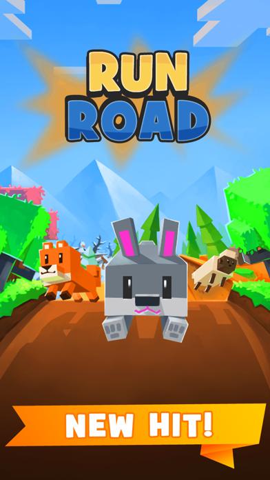 Run Road: Racing Block Star 3D