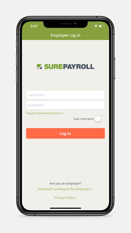 SurePayroll for Employees
