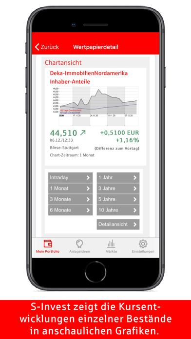 S-Invest - Wertpapiere & BörseScreenshot von 4