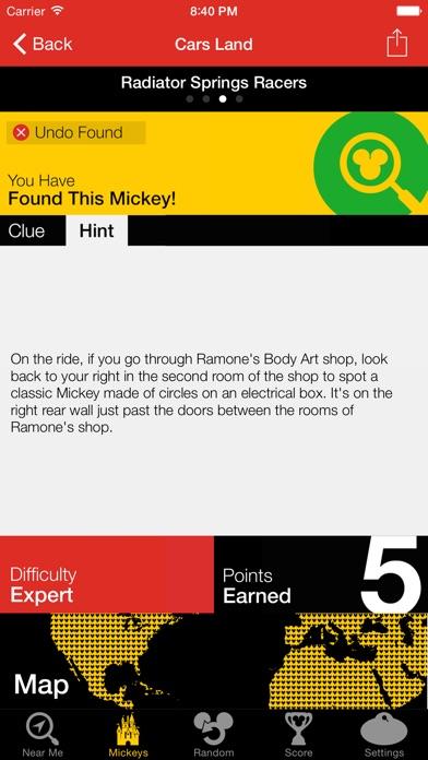 Hidden Mickeys: Disneyland