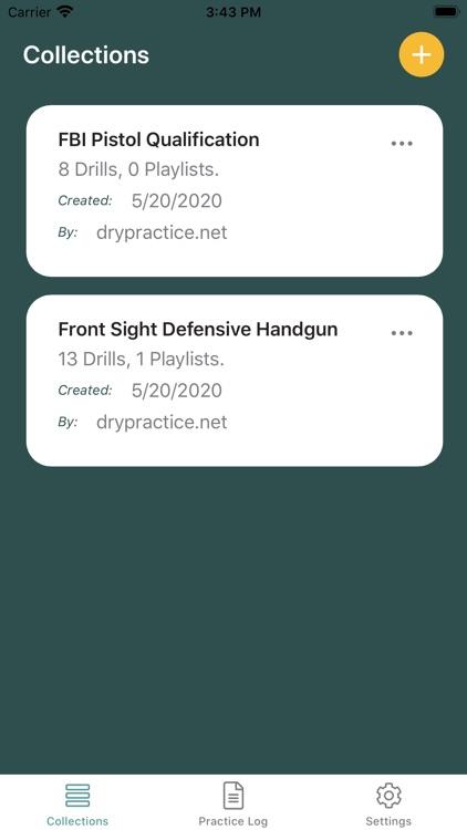 Dry Practice Pro