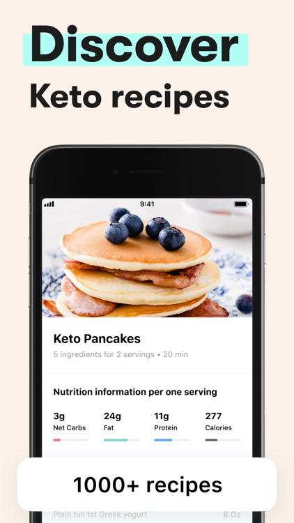 Keto Diet App - Carb Tracker