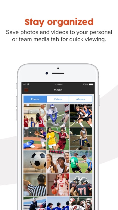 Screenshot for sportsYou in United States App Store