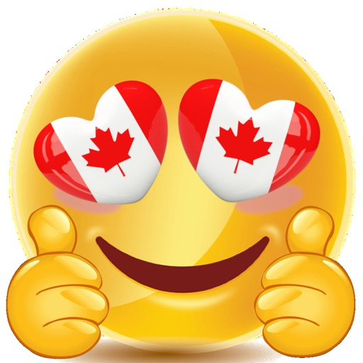 Thumbs Up Canadian Emojis