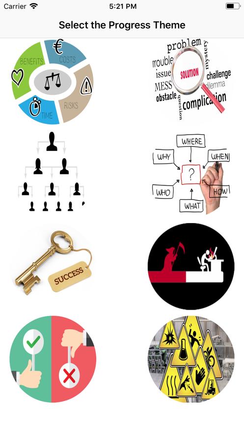 Themes App 截图