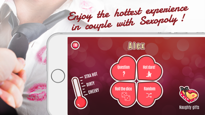 Sexopoly ~ Adult couple games screenshot one
