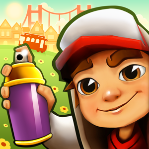 Subway Surfers Games app