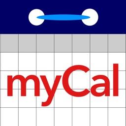 Diary & Calendars: myCal