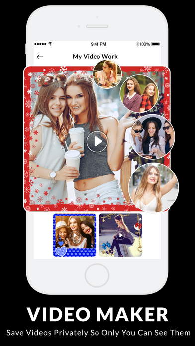 Special video maker with musicのおすすめ画像4