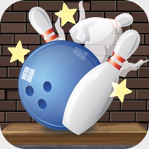 Falling Bowling