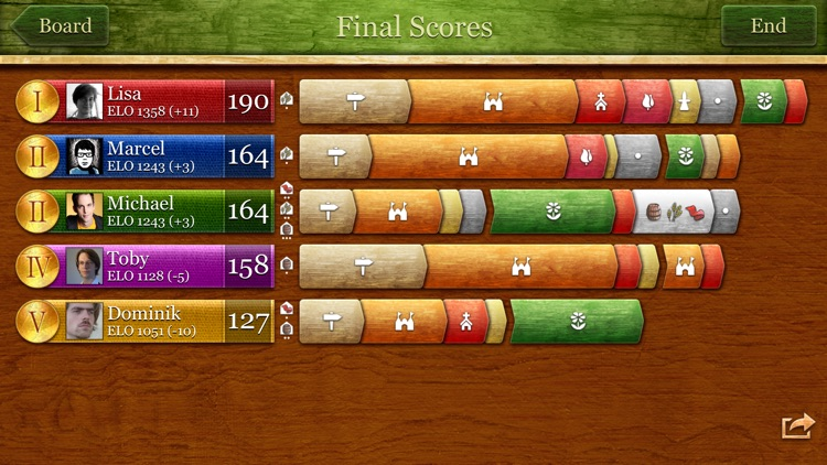 Carcassonne screenshot-3