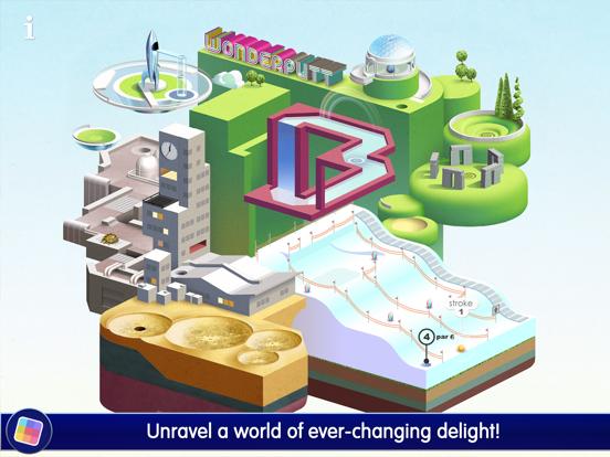 Screenshot #5 pour Wonderputt - GameClub