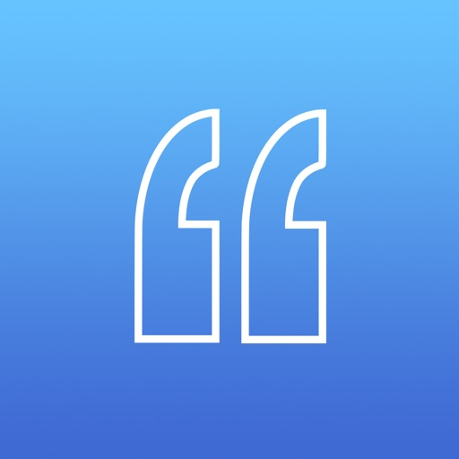 Daily Quote - Positive quotes icon