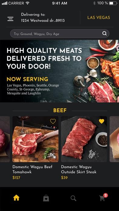 Blackbox Meats: Food DeliveryScreenshot of 2