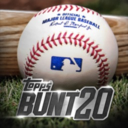 MLB BUNT Baseball Card Trader