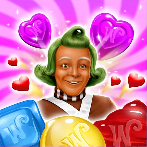Wonka's World of Candy Match 3