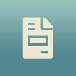 Receipts: create, print & mail